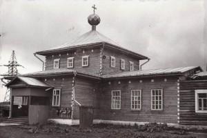 История Свято-Георгиевской церкви в поселке Сыга, в Удмуртии